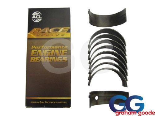 ACL Main bearings 0.25mm Oversize Sierra Sapphire & Escort Cosworth RS GGR1574